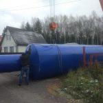 Замена водонапорной башни